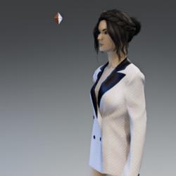 Woman Blazer #4