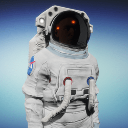 Space Suit (Helmet)