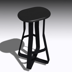Bar chair 007