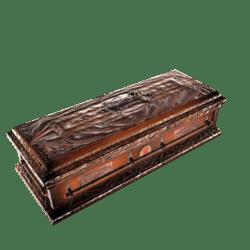 Gothic Coffin
