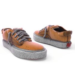 HG DemiGodSneaker Orange