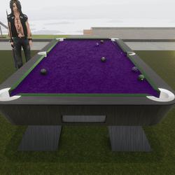 Complete Billiard Set