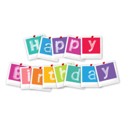 Birthday Wall Decal