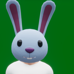 Bunny Head Male (TM)
