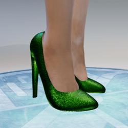 High Heel Pumps for Nicci Avatar