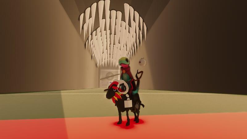 Fire Goats Dungeon 1
