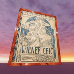 Wiener Chic Alphonse Mucha