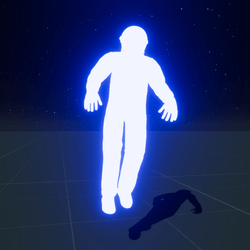 QUEST GIVER -ANIMATED FLOATING  ANTI-GRAVITY(Scriptable)