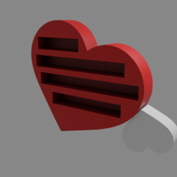 Shelf Heart V2