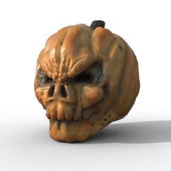 Pumpkinhead (male)