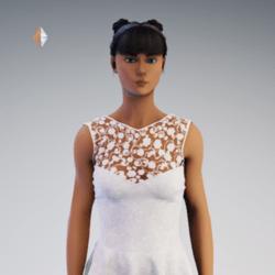 Classic Dress #3