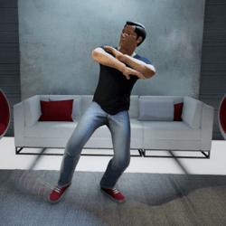 Gangnam Style Dance (Male)