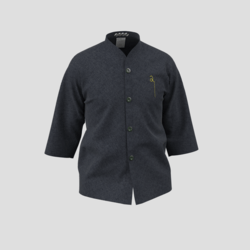 ACB Shirt blue/grey