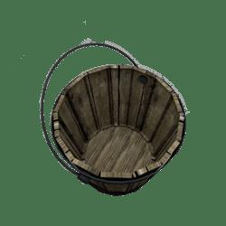 bucket wood