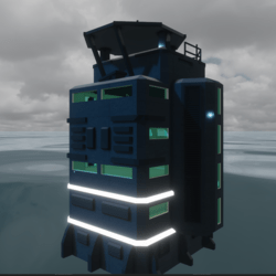 Building sci-fi