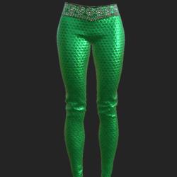 Ucci pants green