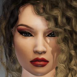 Alina-Daisy Make Up