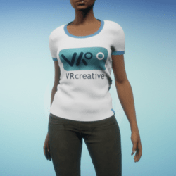 VRCREATIVE_SHIRT_FEMALE
