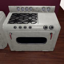 Deco Oven