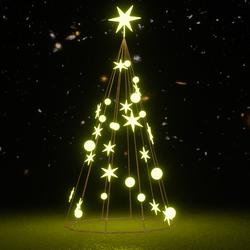 Light Christmas Tree  Yellow  Set