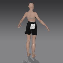 Ryzo F Shorts (TM)