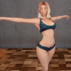 Sexy Bellydance Girl/NPC