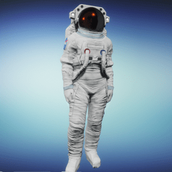 Space Suit (base)
