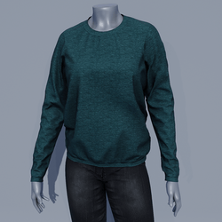 Women Sweater - Storm