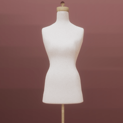 Mannequin Woman White for MD