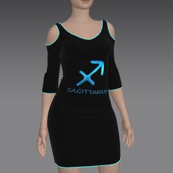 Sagittarius Dress