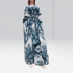 Poncho Dress (TM)