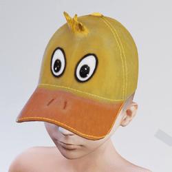 Duck hat