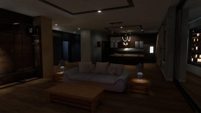 Firelight Highrise Apt 34A
