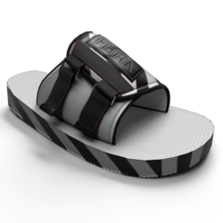 Zebra Sandals female