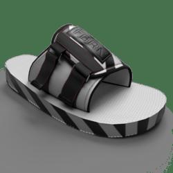 Zebra Sandals Unisex