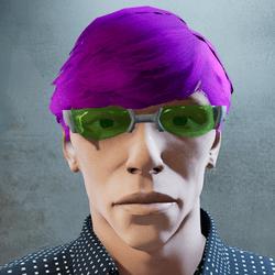 Psi Nan glasses