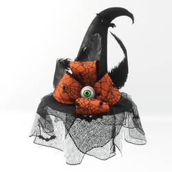 Witch hat - orange