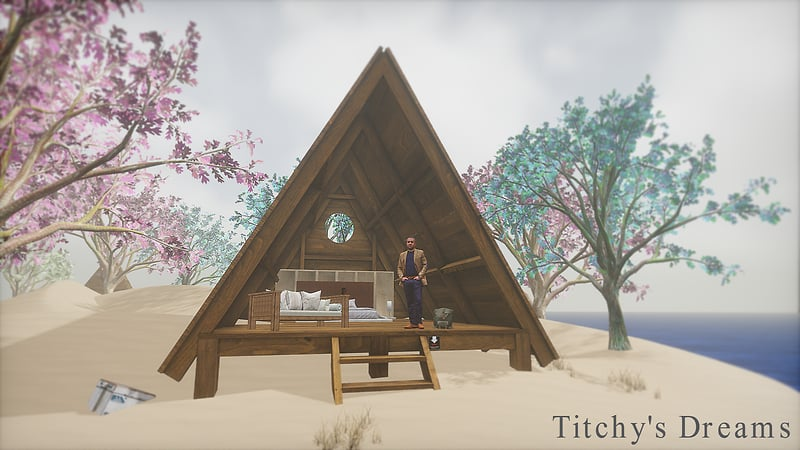 Titchy's Dreams