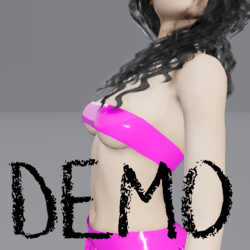 DEMO - PVC Bandeau Top - DEMO