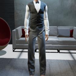 Tuxedo #1