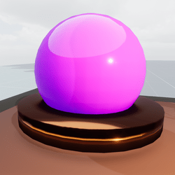 Crystal Ball (Glowing)