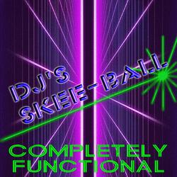DJ's SkeeBall Complete W/Scoring