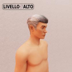 Primo Tintable Male Hair
