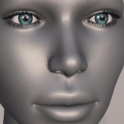 Women Eyes - Aqua