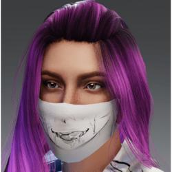 Ahegao Mask 4
