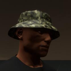 Jungle Army Hat