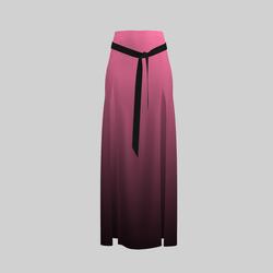 Skirt Briana Gradient Pink 2.0
