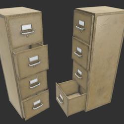 File Cabinet E