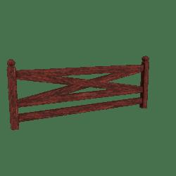 Crisscross Fence Kit