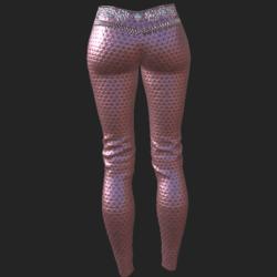 Ucci pants pink